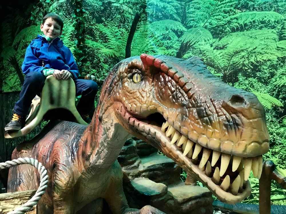 Außergewöhnlich Ausflugsziele Karwendel: Das Dinoland