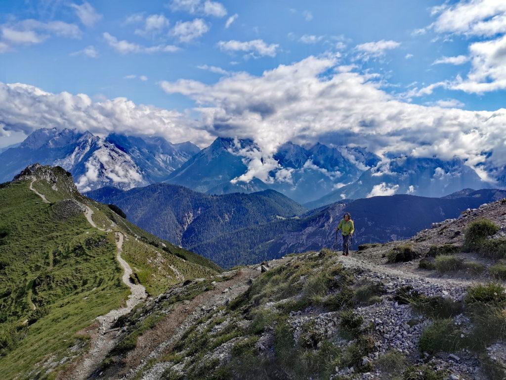 Entdecke die schönsten Karwendel Berge