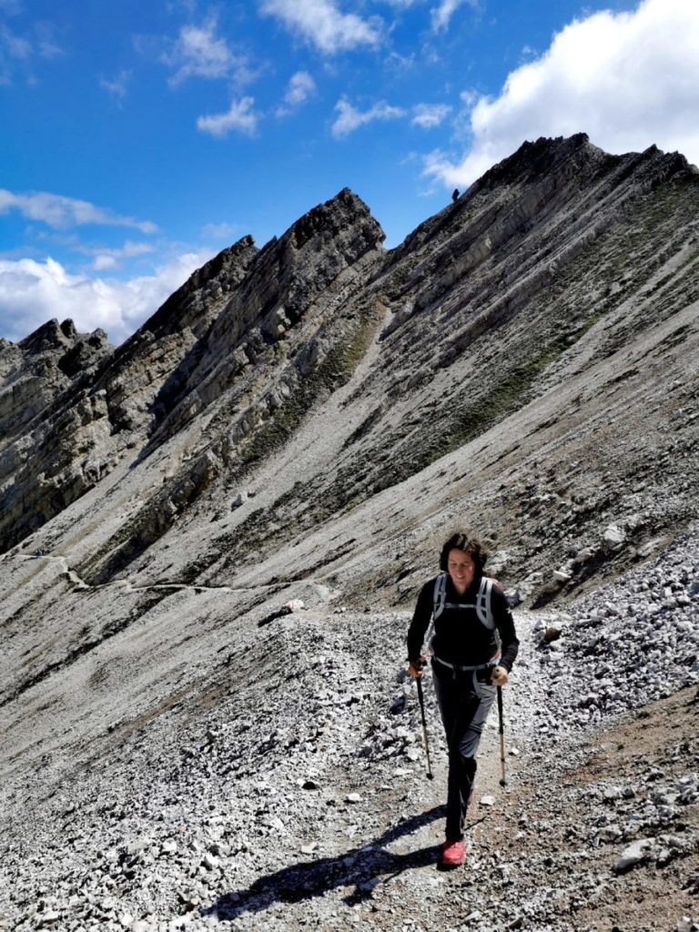Wie in den Dolomiten - im Karwendel in Seefeld wandern